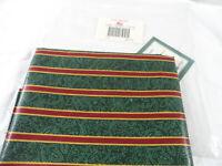 "*Longaberger 36"" Square Imperial Stripe Fabric"