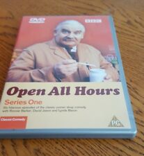 OPEN ALL HOURS COMPLETE SERIES 1 DVD 6 EPISODES INCLUDES PILOT EPISODE