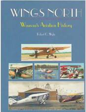 historical book Wings North Wausau Wisconsin WIS WI Wylie