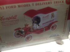 CAMPBELL'S SOUP 1912 FORD MODEL T DELIVERY TRUCK-GEARBOX-LIMITED EDITION-1:16