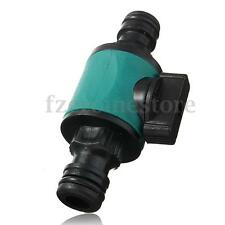 "Garden Hose Tap Pipe Compatible 1/2"" 2-Way Connector Valve Fitting Adapter Tool"