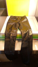 Gap Boot Cut Leather Women's Leather pants good condition size 1
