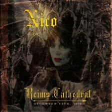 Nico - Reims Cathedral - December 13 1974 [New CD] Nico - Reims Cathedral - Dece