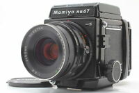 [Top MINT] Mamiya RB67 PRO S + Sekor C 90mm F/3.8 Lens 120 Film Back From JAPAN