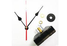 Mécanisme Canon Long 20 mm Tige Fileté 13 mm + Aiguilles  Pendule Horloge