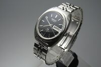Vintage 1970 JAPAN SEIKO LORD MATIC WEEKDATER 5606-7140 23Jewels Automatic.