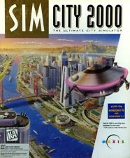 SIM CITY SIMCITY 2000 & URBAN RENEWAL +1Clk Windows 10 8 7 Vista XP Install