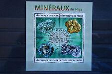 Mineralien 07 minerals Minéraux Niger 2013 Natur gestempelt