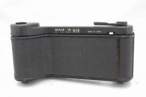 Mamiya 6x9 Roll Film Back Holder for Universal Press Super 23 *Y492