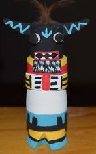 HOPI ANGRY/WHIPPER CARVING GRACE POOLEY ROUTE 66 KACHINA CARVING HOPI FREE SHIP