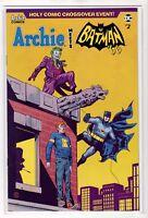 Archie Meets Batman '66 Issue #2 Cover F - DC/Archie Comics (8/15/18 1st Print)
