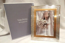 "Wedgwood 5""X7"" Vera Wang with Love Frame - Gold"