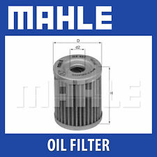 Mahle Oil Filter OX407 - Fits Suzuki Motorcycles - Genuine Part