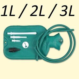 Einlauf Set 1,2,3 L Klistier Irrigator Wärmflasche Grelka Klisma Грелка Клизма