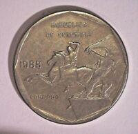 10 pesos Colombia 1988