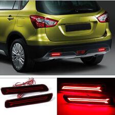 For Suzuki SX4 2009-2013 Rear Bumper decoration lamp led brake light