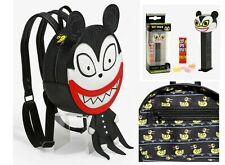 Loungefly Nightmare Before Christmas Scary VAMPIRE TEDDY Backpack Bag +Funko Pop