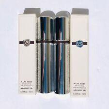 29 Cosmetics Napa Mist Grape Seed Age Protecting Atomizer 0.34 fl. oz Lot Of 2