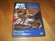 A&E Ancient Mysteries DRAGONS Myths & Legends Dragon Legend History NEW DVD