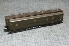 Marklin HO 4229 GERMAN POSTAL BAGGAGE CAR - BOXED