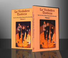 La Verdadera Destreza:  Spanish Swordsmanship - 2 Volume set