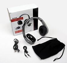 Bluetooth Headphones with Nfc for Sam-sung A pple Andriod Cell Phone Tablet Mid