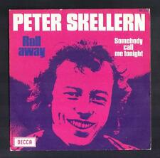 "PETER SKELLERN 45T SP Anglo 1973 ""Roll away"""