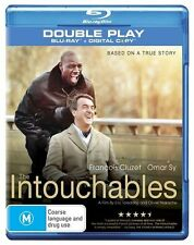 The Intouchables (Blu-ray, 2013)