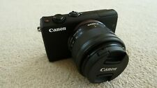 CANON EOS M100 Mirrorless Camera & EF-M 15-45 mm f/3.5-6.3 IS STM Lens
