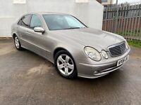 2006 Mercedes E280 CDI -119,000 miles -12 Months MOT - Just serviced -NO RESERVE