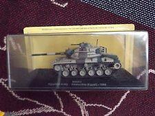 1:72 TANKS COLLECTION - M60A3 - EGYPTIAN ARMY - ALEXANDRIA EGYPT 1999