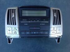 LEXUS RX300 DIGITAL CLIMATE HEATER A/C CONTROL CLOCK AIRVENT 84010-48130