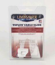 Sims LimbSaver Teflon Cable Slide White Produces Ultra Quiet Shot New