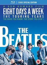 THE BEATLES TOURING YEARS DELUXE (Blu-ray) (New)