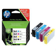 Genuine HP 364 Combo/364XL Black and Colour Ink Cartridges 2016+ Lot Photo Smart