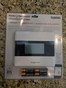 Radio Smart Thermostat 0388565 Wifi/Smart Phone Enabled Works, SEALED IRIS