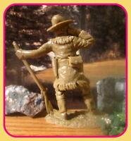 Barzso Texas Ranger Rare*Captain Call*Lonesome Dove 54mm gos w/Conte Buckskin