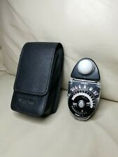 Vintage Sekonic Studio Deluxe L-28 C  Light Exposure Meter