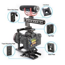 CAMVATE DSLR Camera Cage for Canon 60D 70D 80D 6D 7D Panasonnic GH4 Sony A7II
