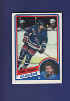 Mike Rogers 1984-85 O-PEE-CHEE OPC Hockey #152 (NM) New York Rangers