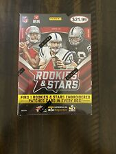 2015 Panini Rookies & Stars Factory Sealed Blaster Box - 1 Patch per Box