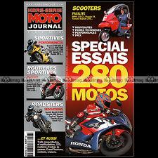 MOTO JOURNAL HS 2007 HORS-SERIE ★★ SPECIAL 280 ESSAIS ★★  Edition 2000