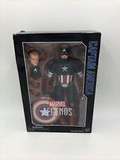 Marvel Legends Series Captain America 12 Inch Hasbro Action Figure NEW