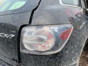 2011 MAZDA CX7 RIGHT HAND SIDE TAIL LIGHT