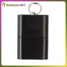 Mini Aluminium Alloy USB 2.0 T Flash TF Micro SD Memory Card Reader Adapter