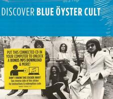 Blue Oyster Cult - Discover Blue Oyster Cult (CD) NEW/SEALED