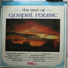 Country Sealed Lp Various Artists The Best Of Gospel Music On Modern Sound