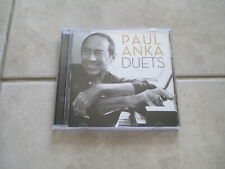 Duets by Paul Anka (CD,2013)