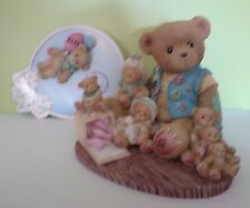 Cherished Teddies THE COLLECTOR INTERNATIONAL EVENT EXCLUSIVE RARE