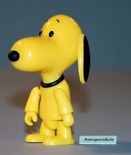 Peanuts Snoopy Qee Series 1 Yellow 1/15 Rarity